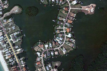 Carolands - Waterfront subdivision